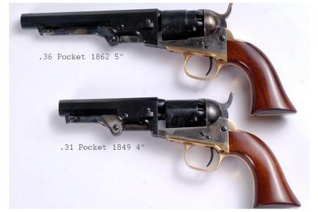 300.128 / 300.129 New Navy Pocket 1862 5,5