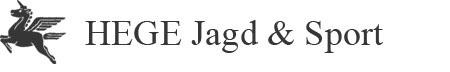 HEGE Jagd & Sport