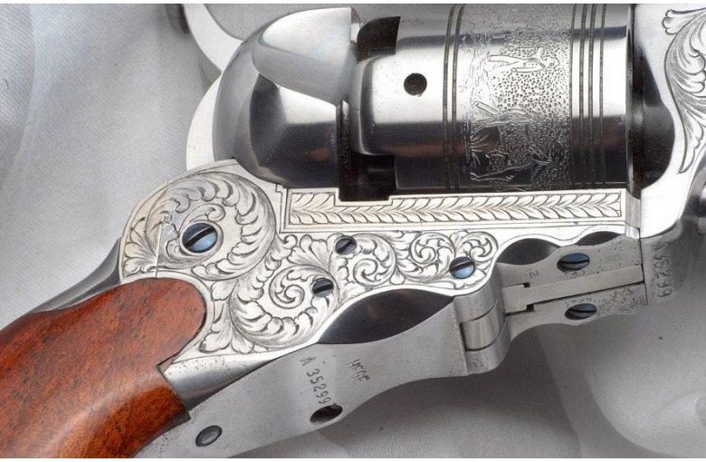 310.313 .36 TEXAS PATERSON Modell 1836 - z pęłną grawurą