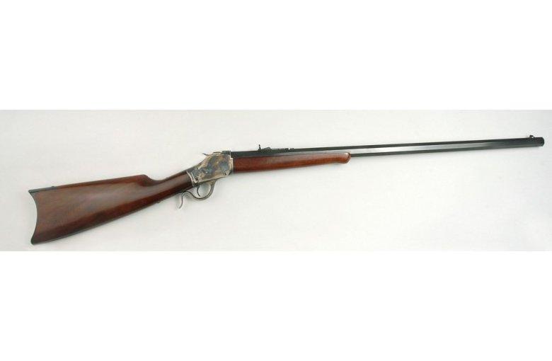 Single Shot High Wall, 30 aus a. Single Shot 1885 bei Waffen