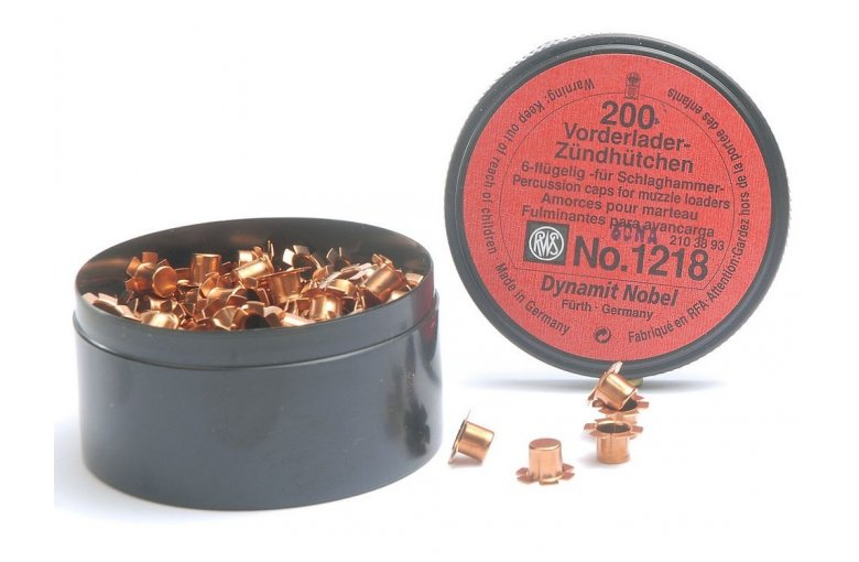 390.003 RWS 5,5mm Kapiszony 6-skrz. 200szt