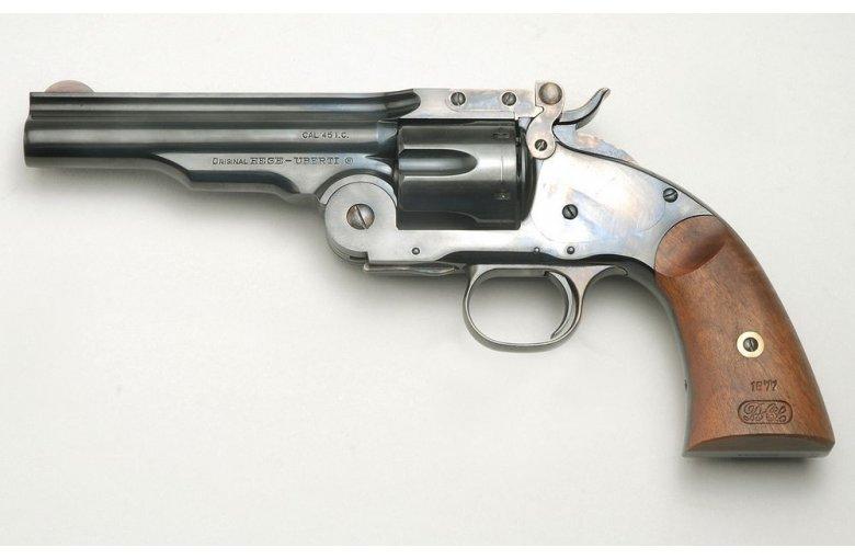 Schofield Rev. 5 aus d. Remington, Schofield bei Waffen HEGE