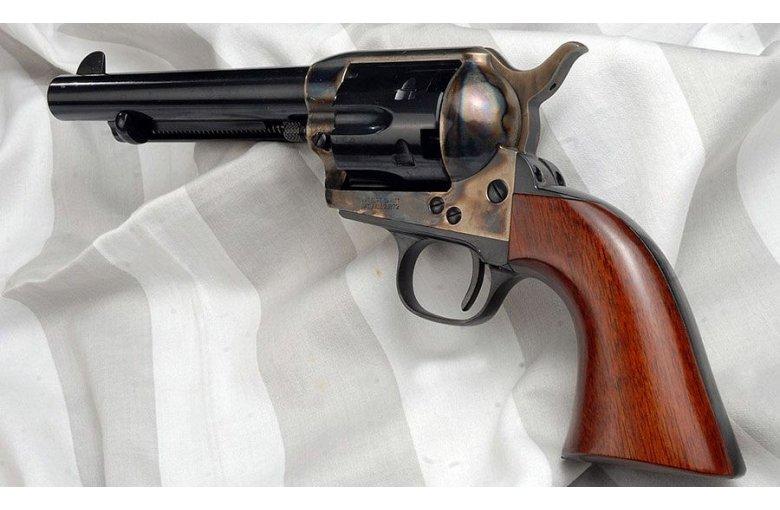 .44 HEGE-Uberti Revolver aus b. Revolver geschl. Rahmen bei