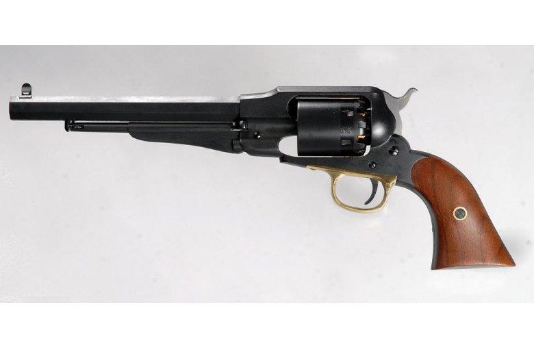 Vorderladerrevolver Remington 1858 Pedersoli,.44 aus b.