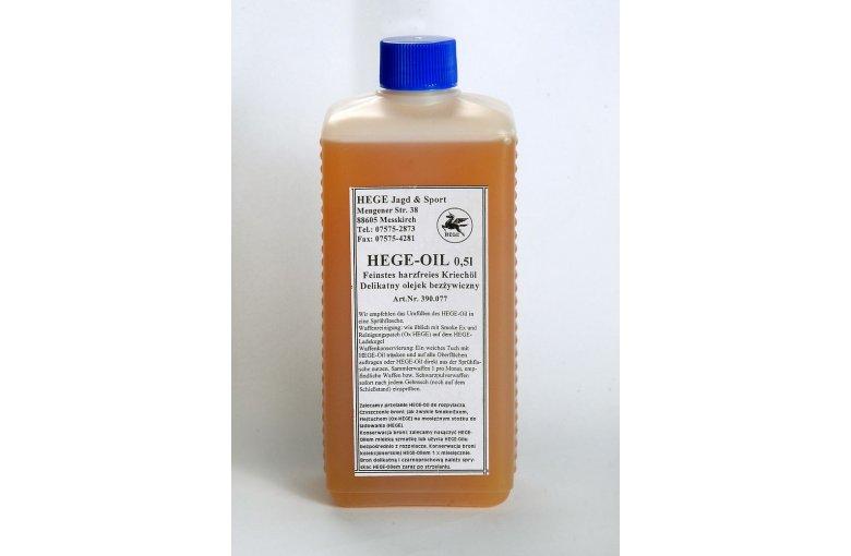 390.077 HEGE-Oil do pielęgnacji broni