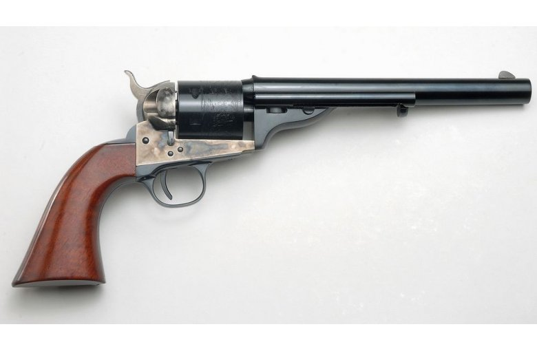 Open Top Revolver 1871 Late Model 7 1/2 aus a.