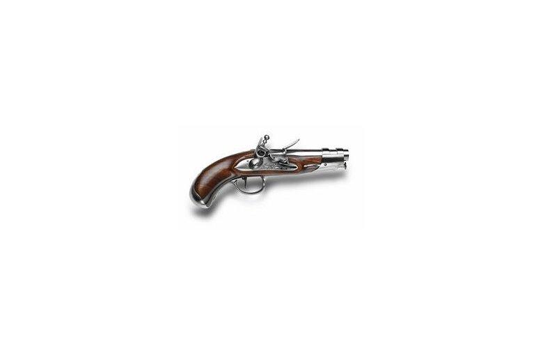 S.331 An IX De Gendarmerie Steinschloß Pistole aus 2.