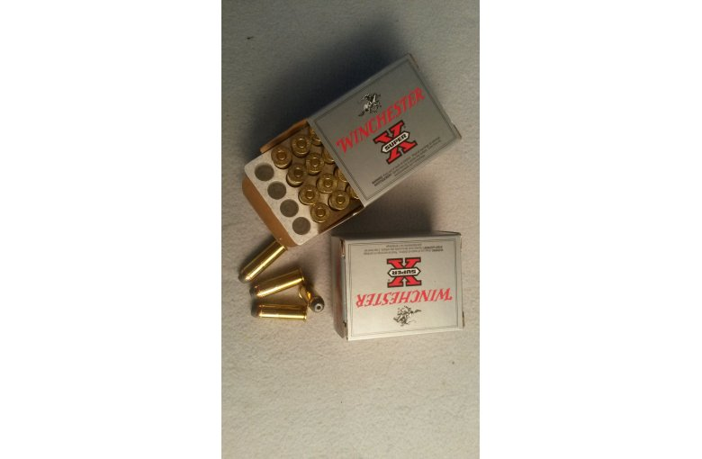 Winchester.44Rem Mag Hollow Soft Point aus b. Jagdmunition bei