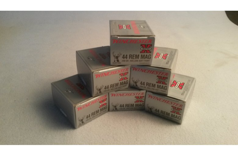 455.866 Winchester.44Rem Mag Hollow Soft Point