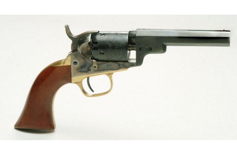 Vorderlader Revolver Baby Dragoon 1848 4 aus a.Revolver offener