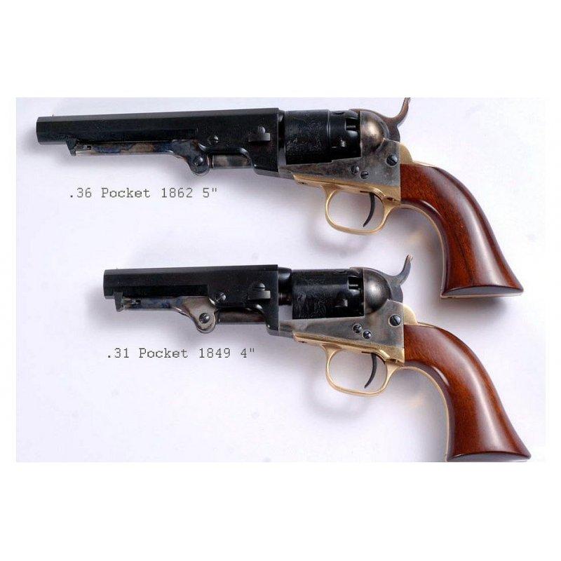 300.332 Vorderlader Revolver Pocket 1849 4