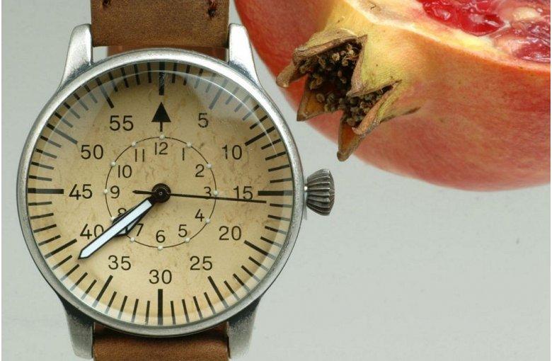 Vintage MS109 Armbanduhr der Admiralität, 2.WK