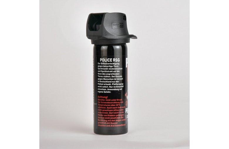 Pfefferspray Police RSG Profi-Abwehrspray, Konzentrat: 13,2%