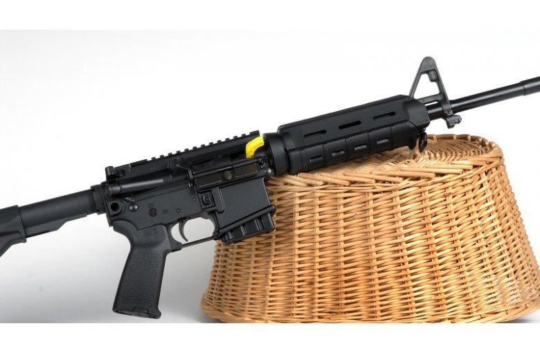AR15: SIG SAUER M400