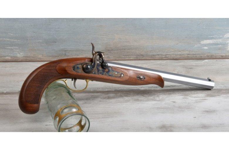 Pedersoli Continental Target Pistole Kal..45 Perkussion