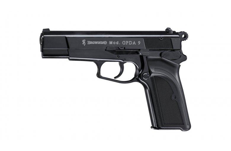 Browning GPDA 9 cal. 9 mm P.A.K. - Schwarz