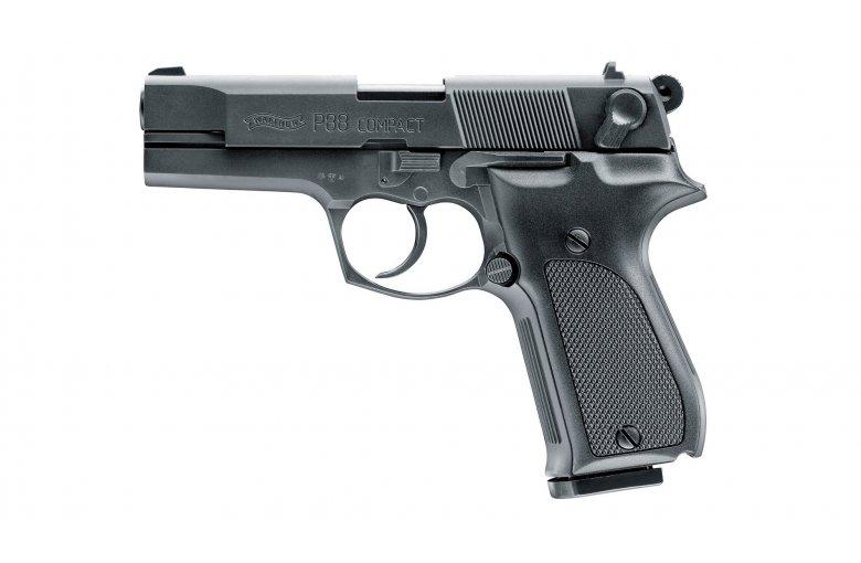 Walther P88 cal. 9 mm P.A.K. - Schwarz aus a.
