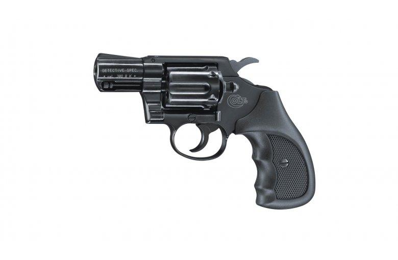 Colt Detective Special cal. 9 mm R.K. - Schwarz aus a.