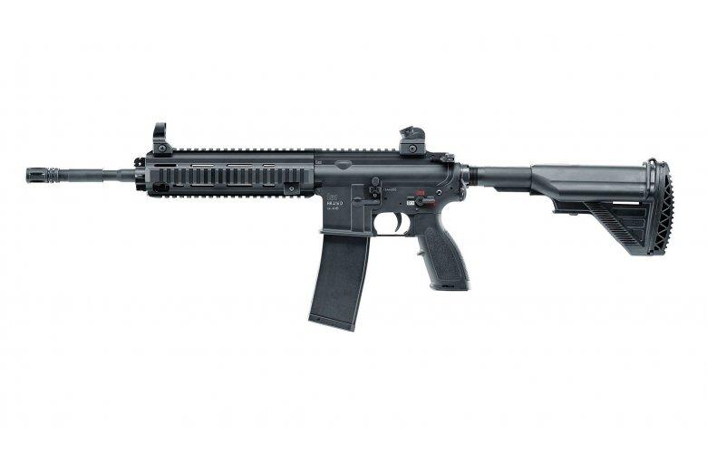 Heckler & Koch for Home Defence: HK416 T4E.43