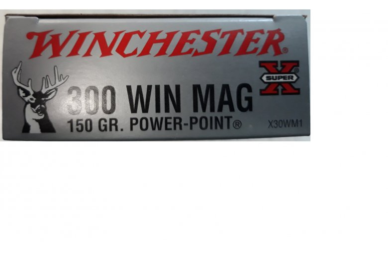 455.310.300 Win Mag Winchester