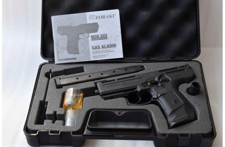 Zoraki 925, Schreckschuss, Gas-Signal Pistole 9mm P.A.K. aus a.