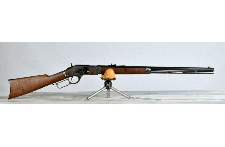 """Winchester Miroku 1873 Rifle 24"""" Kal..44-40 aus f. Winchester &"""
