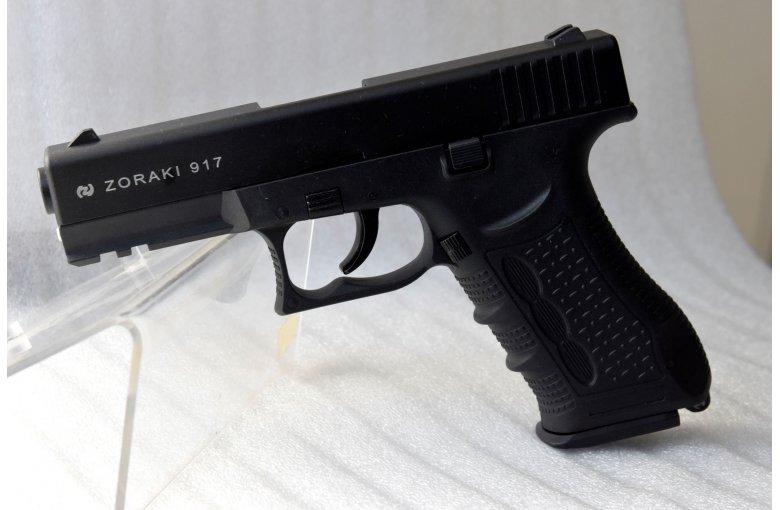 Mod. Glock 17 von Zoraki, Schreckschuss, Gas-Signal Pistole 9mm