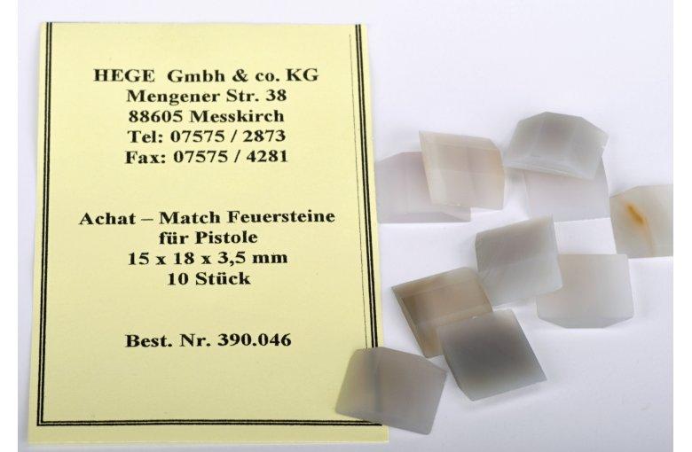 390.043/.046/.047/.048/.049 HEGE-Achat Match-Flint