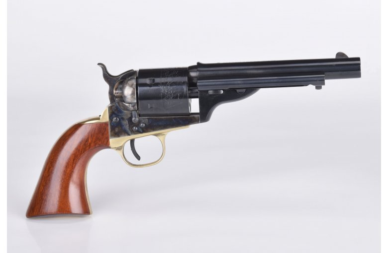 Revolver Open Top 1871, 5 1/2 aus a. Conversionsrevolver bei