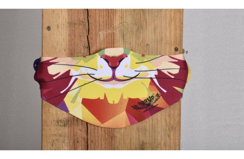Jugend & Damen Gesichtsmaske Mund-Nase-Bedeckung waschbar Katze