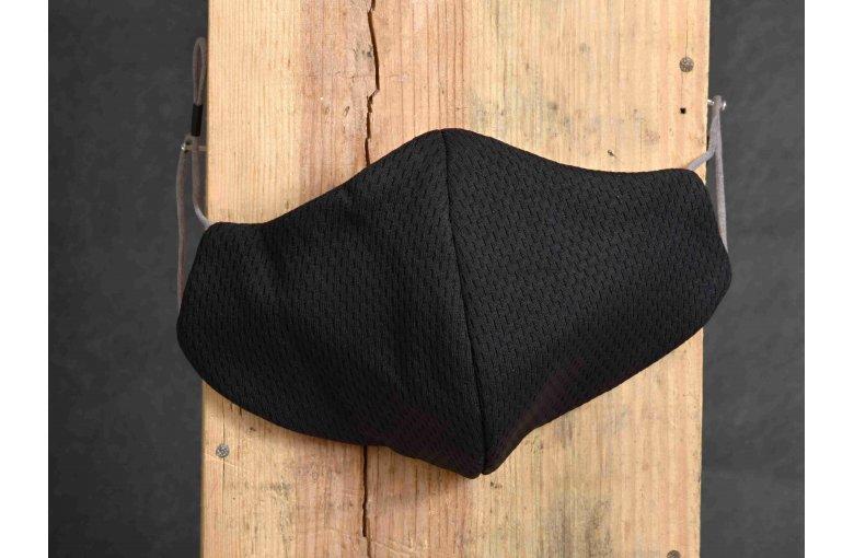 Gesichtsmasken antibakteriell Nanosilber Stoff Maske 3-lagig