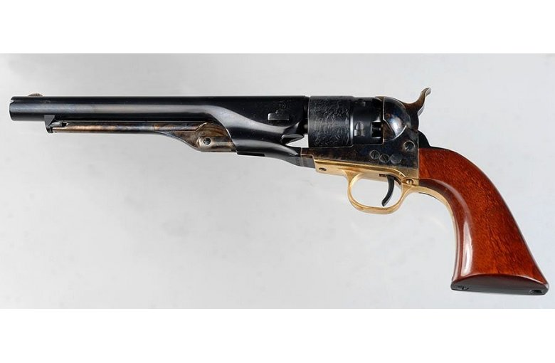 300.171/.172 Vorderlader RevolverColt Army 1860, 8
