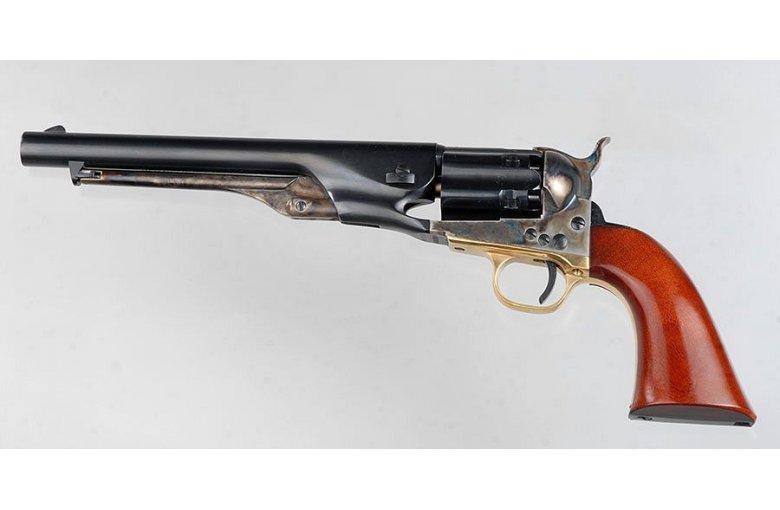 300.191 Vorderlader Revolver Civilian Army 1860, 8