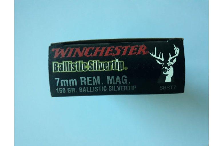 455.227 7mmRem Mag Winchester
