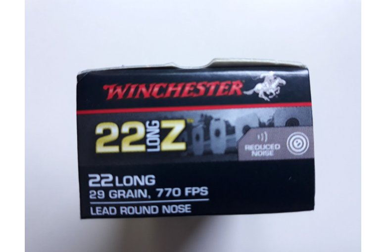 450.513.22lr Winchester Zimmer Subsonic