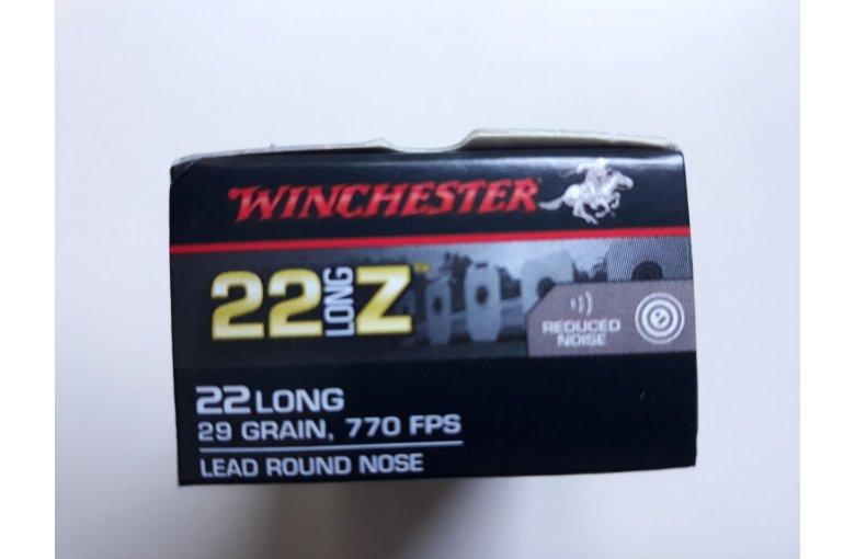 .22lr Winchester Zimmer Subsonic aus d. KK-Munition bei Waffen
