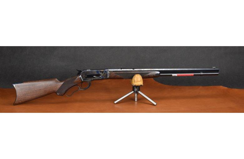 """Winchester Mod. 1886 Deluxe Case Hardened 24"""" Kal..45-70Gov."""