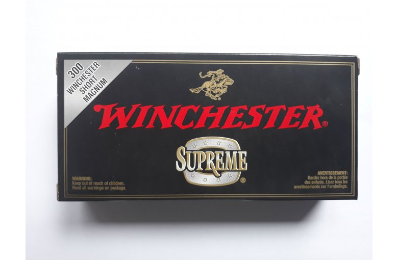 Winchester.300WSM WinShortMag 180Grain Fail Safe