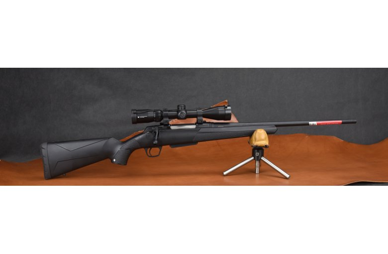 Winchester XPR Scope Combo Threaded Repetierbüchse aus