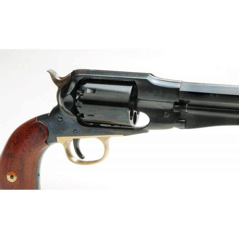 Vorderlader Revolver Remington New Army 1858 Match Cal.44 aus