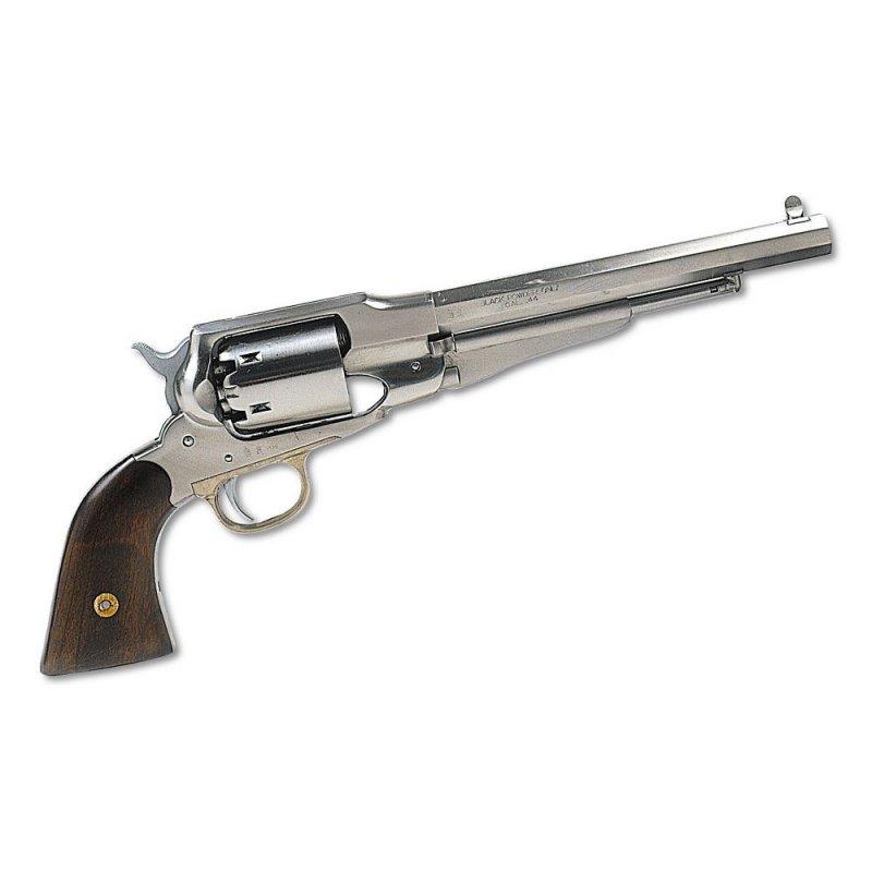 300.233 Vorderlader Revolver Remington New Army 1858 Stainless