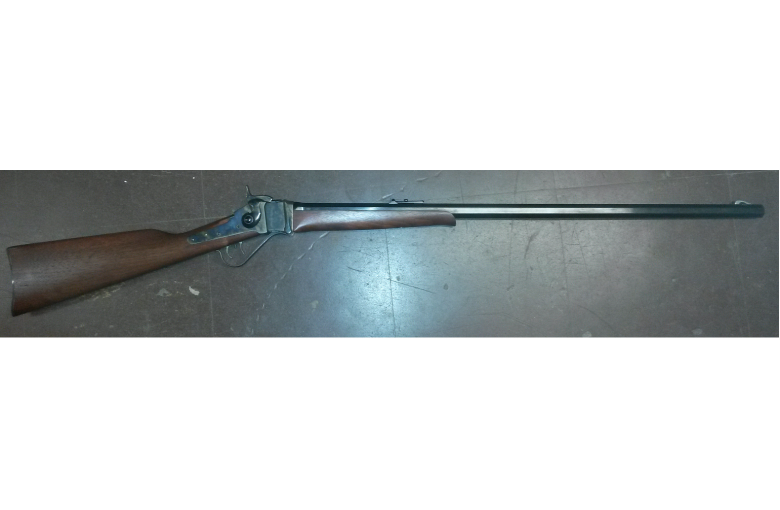 350.275 Sharps Rifle, Achtkantlauf 32