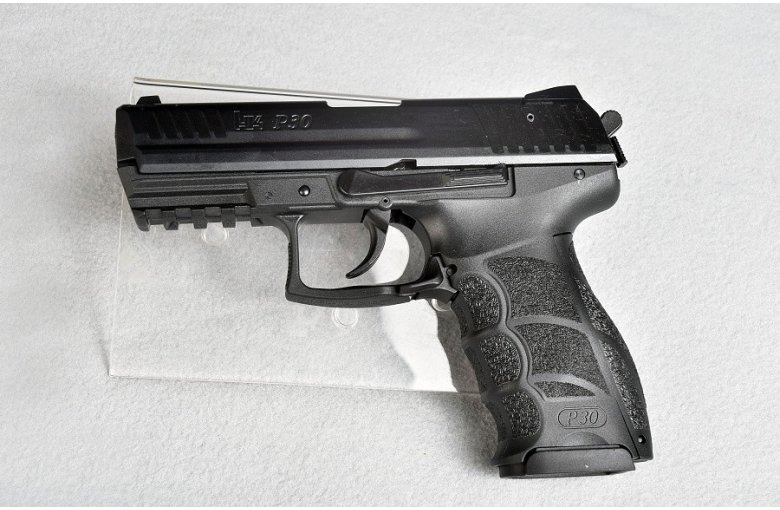 Heckler & Koch P30 Schreckschuss Pistole 9mm P.A.K. schwarz