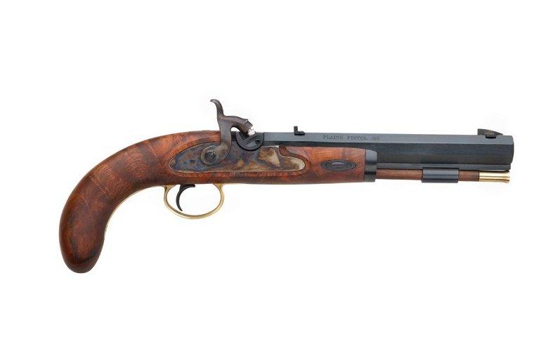 Hawken Great Plains Perkussionspistole, kal..45 aus 5. PISTOLEN