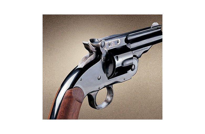 Schofield Revolver 7 aus d. Remington, Schofield bei Waffen