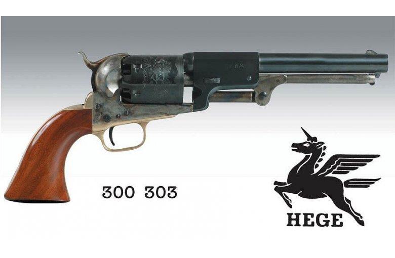 .44 Dragoon Mod 3 Military aus a.Revolver offener Rahmen bei