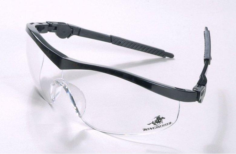 Winchester Sicherheitsbrille mit Rahmen aus 5. HOLSTER, VISIERE