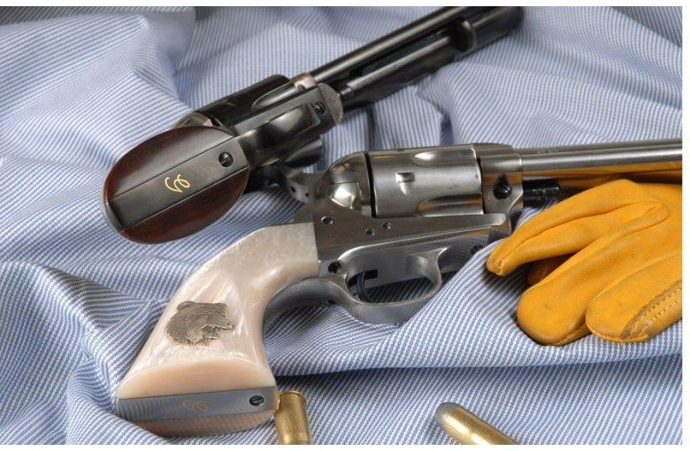 HEGE GOLD LINE für Revolver aus 1. WESTERN REVOLVER bei Waffen