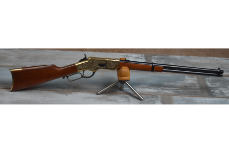 HEGE Uberti 1866 Yellowboy 150th Anniversary Engraved .45LC 20""