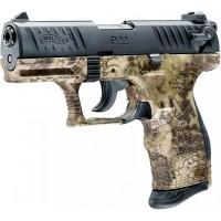 Walther P22Q Kryptek Camo Schreckschuss Pistole 9mm P.A.K.